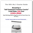 Earn cash by becoming a self employed freelance courier