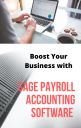 The ultimate secret of sage payroll accounting || setup and update now!!