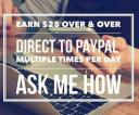 Get paid instantly working from home